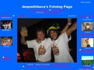 FOTOLOG DESPEDIDAS