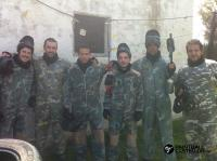 2013 Marzo Paintball