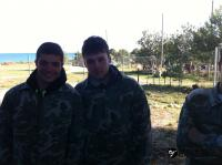2013 Abril Paintball