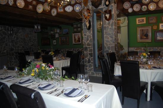Cena en Castellón