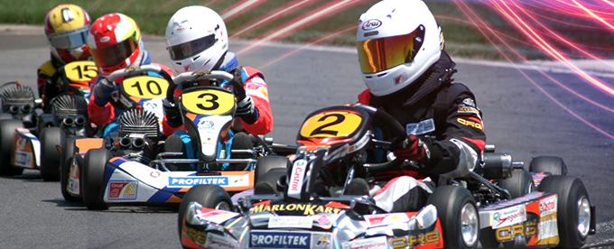 Mini gran premio karting Castellón