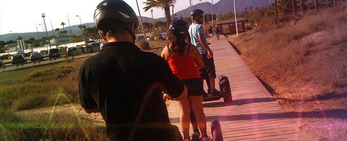 Segway Tour Grao de Castellón