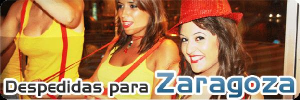 Despedidas soltero Zaragoza