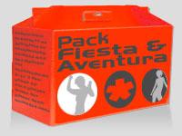 Pack fiesta & Aventura